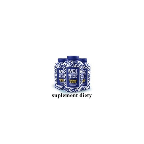 MEX Thermo Shred 180 kaps