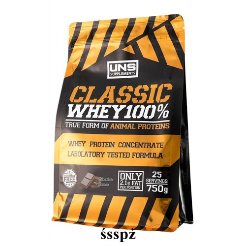 UNS Classic Whey 100 750g