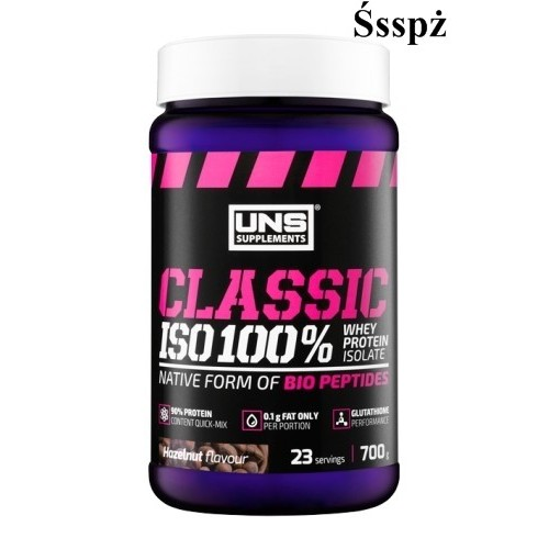 UNS Classic ISO 100% 700g