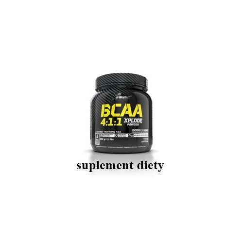 Olimp BCAA Xplode 4 1 1 Powder 500g