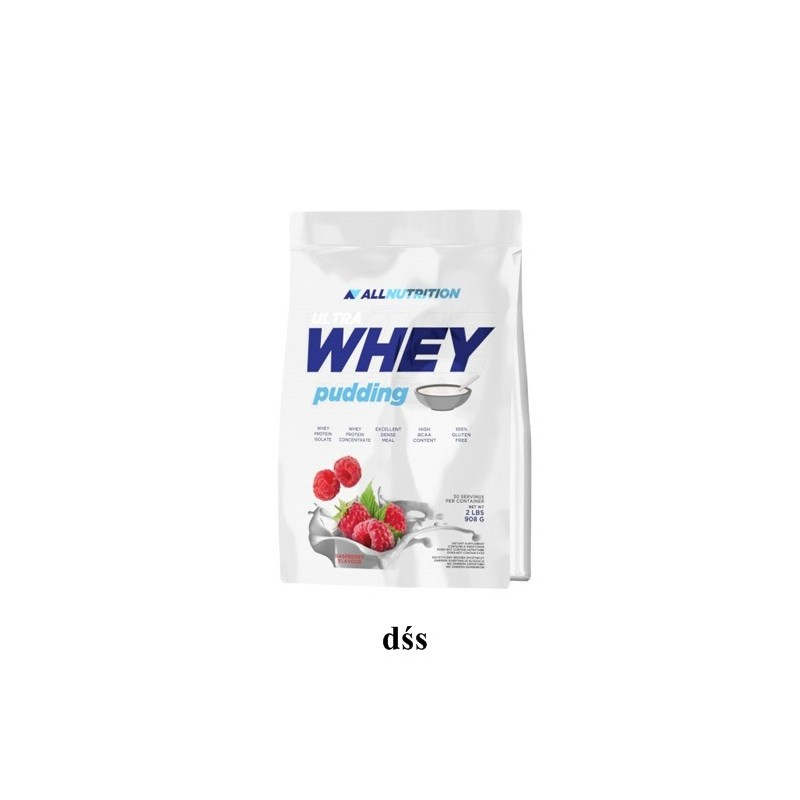 All Nutrition Whey Pudding 908g