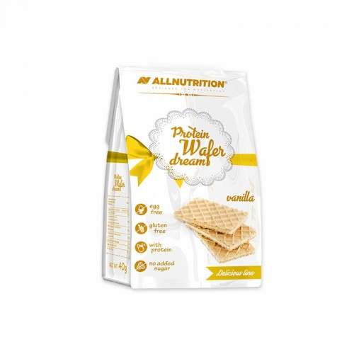 All Nutrtion Protein Wafer Dream 40g