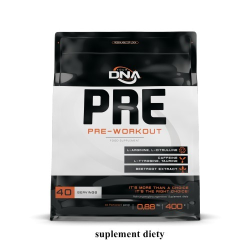 DNA Pre workout 400g