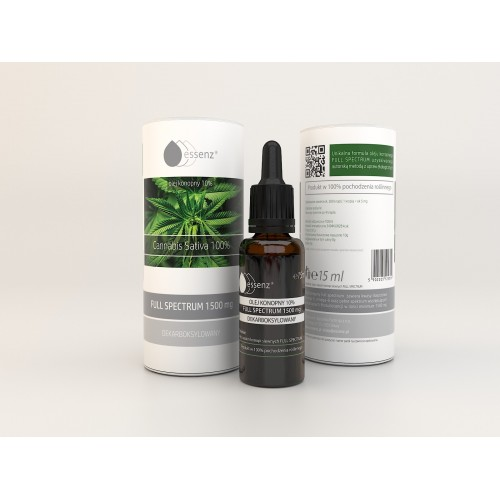Essenz Olej CBD 10% 15 ml