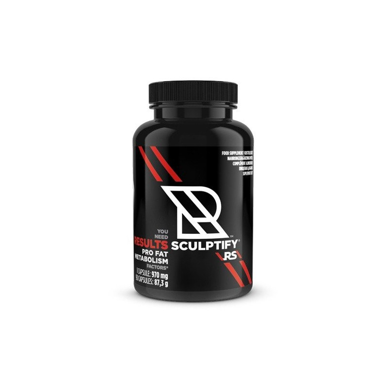 Results Sculptify RS 90 kaps