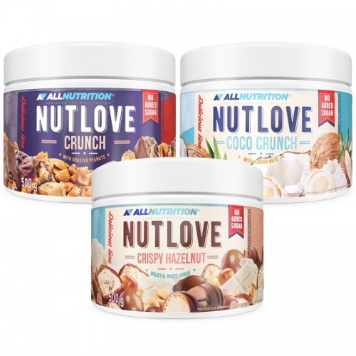 All Nutrition Nut Love 500g