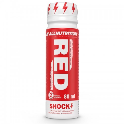 All Nutrition Red Shot 80ml
