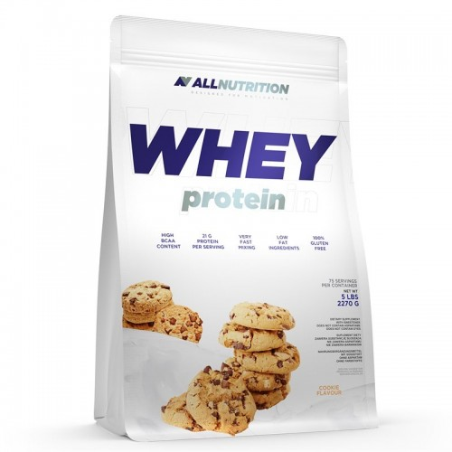 All Nutrition Whey Protein 2270g WPC