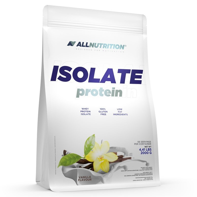 All Nutrition Isolate Protein 2000g WPI