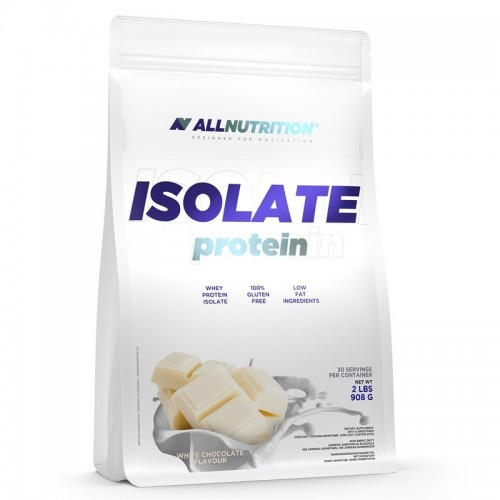 All Nutrition Isolate Protein 908g WPI