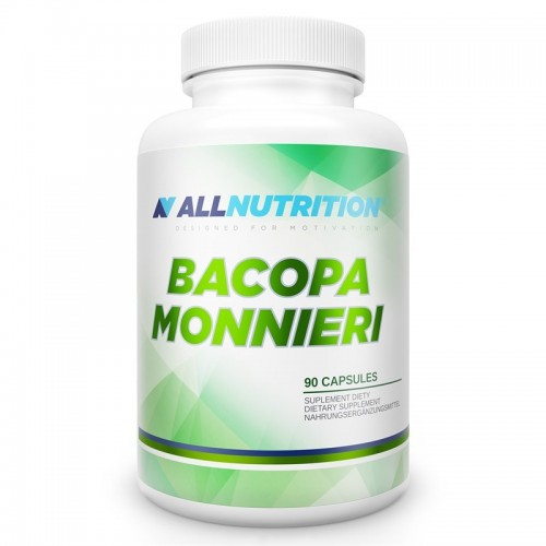 All Nutrition Bacopa Monnieri 90 kaps