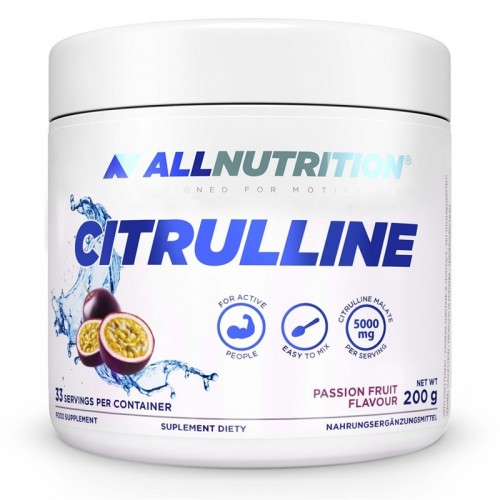 All Nutrition Citrullline 200g cytrulina