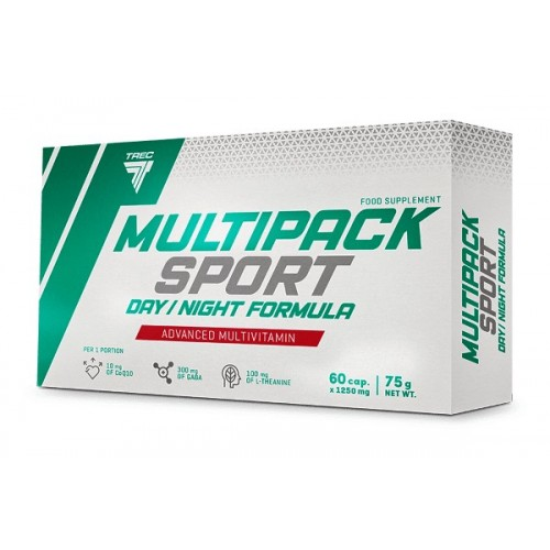 Trec MULTIPACK SPORT DAY / NIGHT FORMULA 60kaps