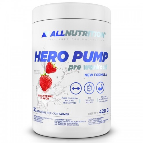 All Nutrition Hero Pump 420g