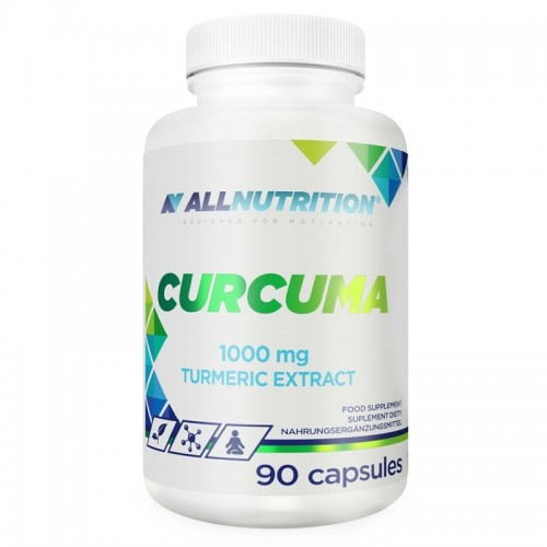 All Nutrition Curcuma 90 kaps kurkumina