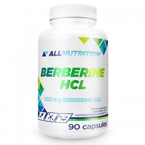 All Nutrition Berberine HCL 90 kaps