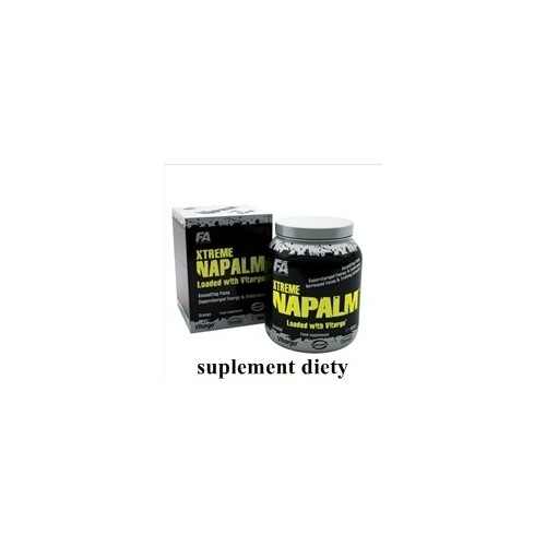 FA Nutrition Xtreme Napalm loaded with Vitargo 1000g