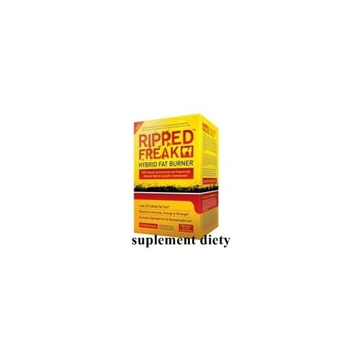 PharmaFreak Ripped Freak 60 kaps.