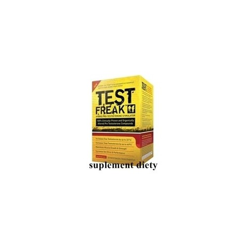PharmaFreak Test Freak 120 kaps.